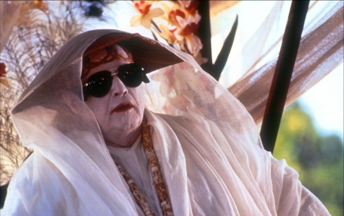 Марлон Брандо вроли доктора Моро